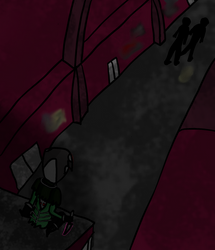 Lurking by Invader-Naj