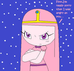 Princess Bubblegum is owed an apology - Part 1 by stephgomz04