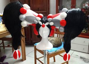 Bravely Default Victoria F. Stein cosplay wig