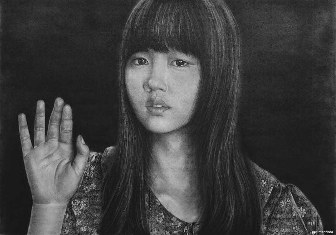 Kim So Hyun by vumanhhoa