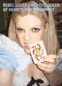 Did you say Queen Of Hearts?