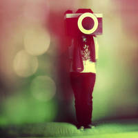 :camera head: by candymax