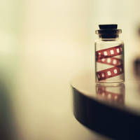 :bottle of memories: by candymax