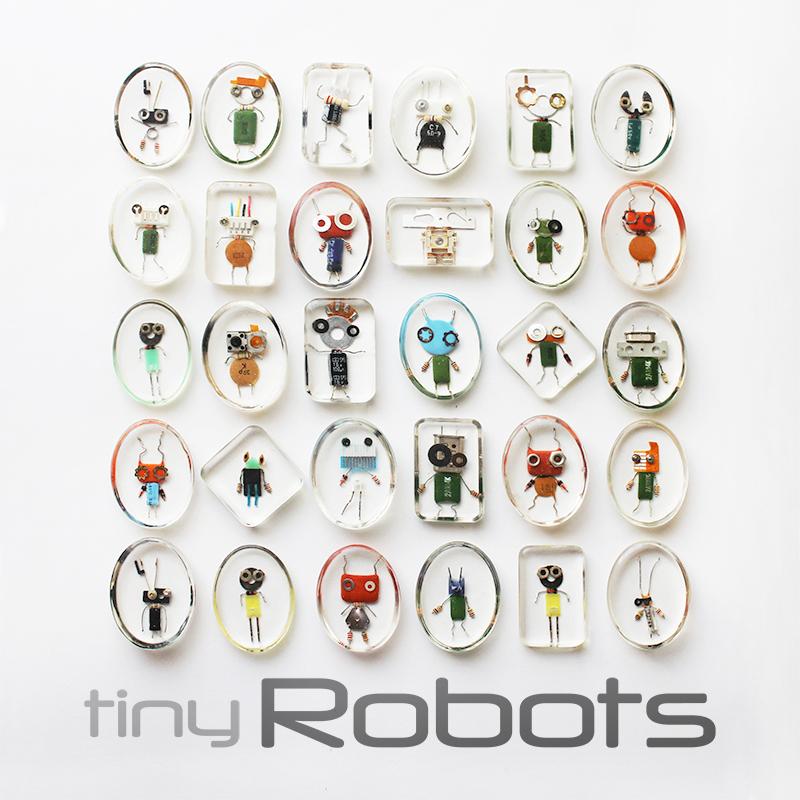TinyRobots by candymax