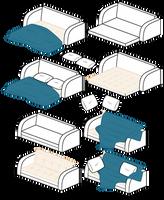 Furniture Compilation 9 by Blizzriel