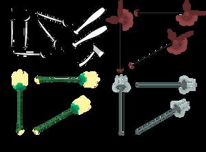 SBURB Weapons