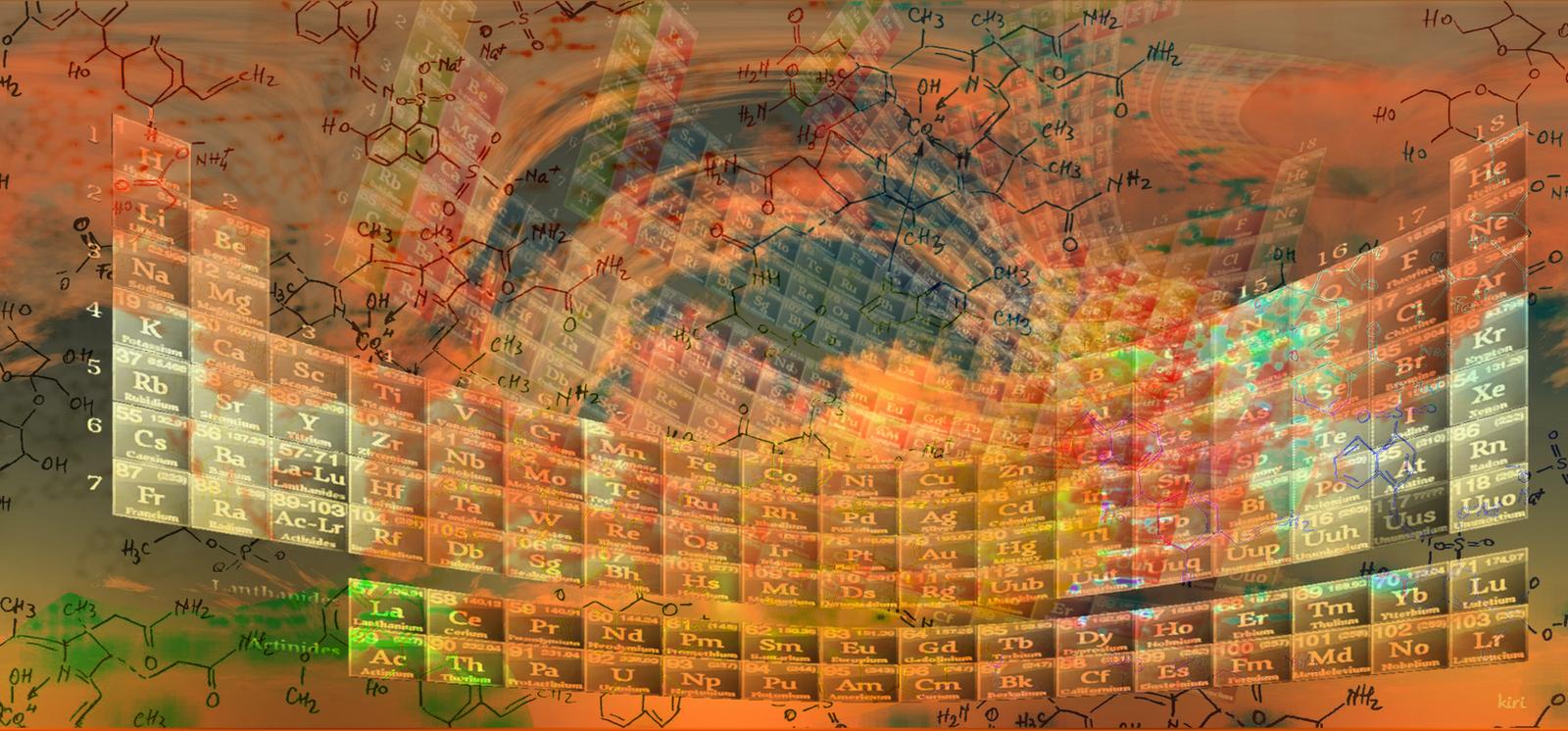 Wallpaper periodic table by kiri mun on deviantart wallpaper periodic table by kiri mun urtaz Gallery