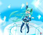 Miku - Glass-sky