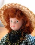 Redness doll