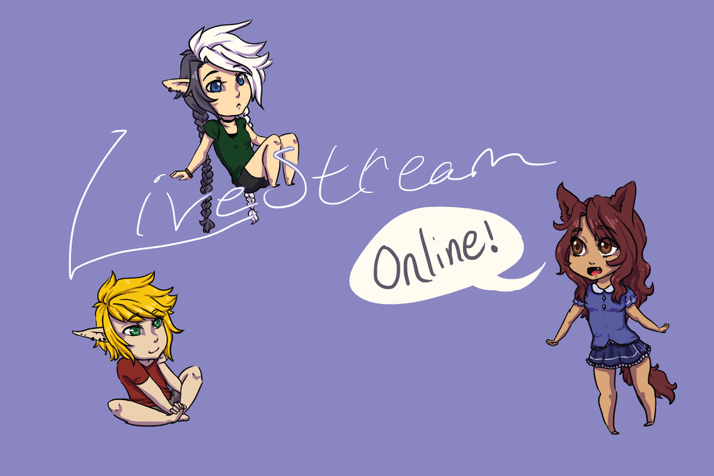 Livestream: Online by Chibiaotori