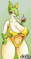 ~Hottie Swimsuit Samantha~ [GIFT/TEXTESS]
