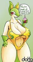 ~Hottie Swimsuit Samantha~ [GIFT]