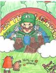 Paper Luigi X Scene
