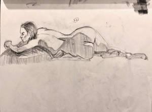 Life drawing 20 min