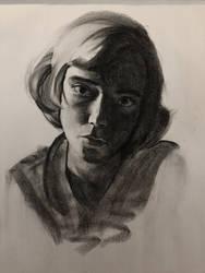 Beth Harmon from Queen's Gambit