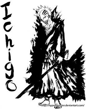 Ichigo_black_white