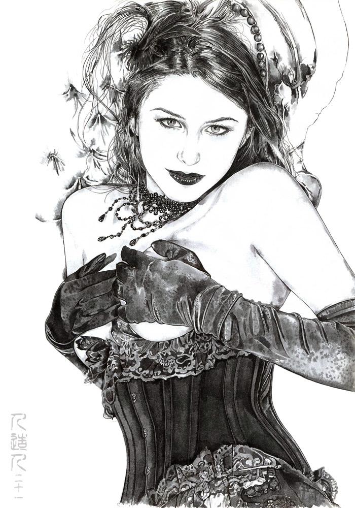 NO.21 (Fraulein Kassandra) by REQUIEM666666