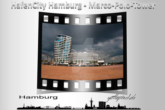 HafenCity Hamburg - Marco-Polo-Tower