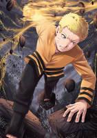 Naruto by SorrowArtBalance
