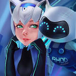 Mobile Legends: Eudora- Vivo Selfie Goddess by traithorz