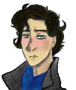 Sherlock by SpudPretzel
