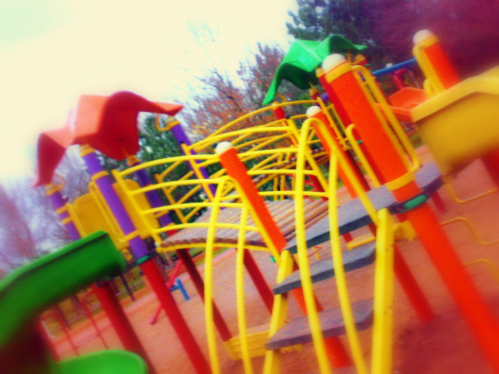 Little Playground by melihsaricam