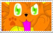 Marcus the Plushie Eevee Stamp by Marquis2007