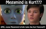 Is Megamind Kurt Hummel???