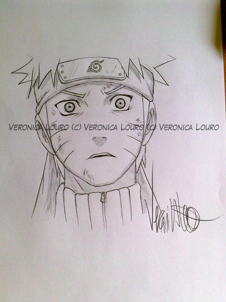 Naruto by verkoka