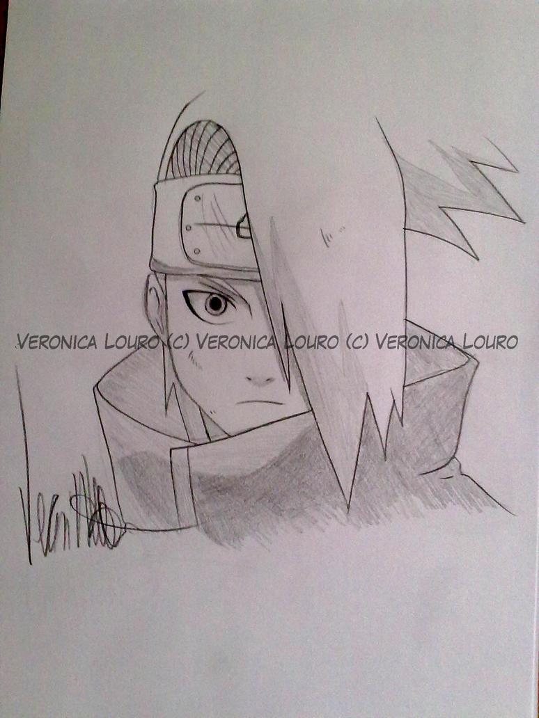 Deidara - Naruto by verkoka