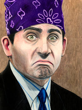 Michael Scott as Prison Mike - The Office