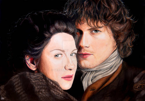 Outlander - Jamie and Claire