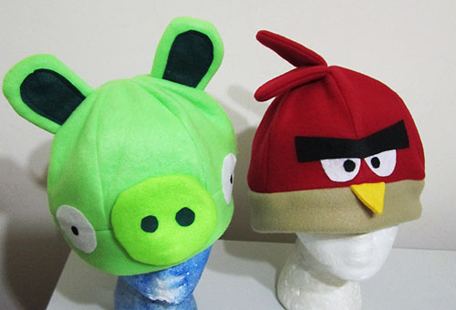 Angry birds by Athena1chan