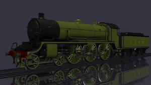 LSWR N15