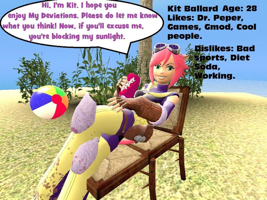 KitBallard's Profile Picture