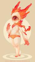 aquatic cyclops girl