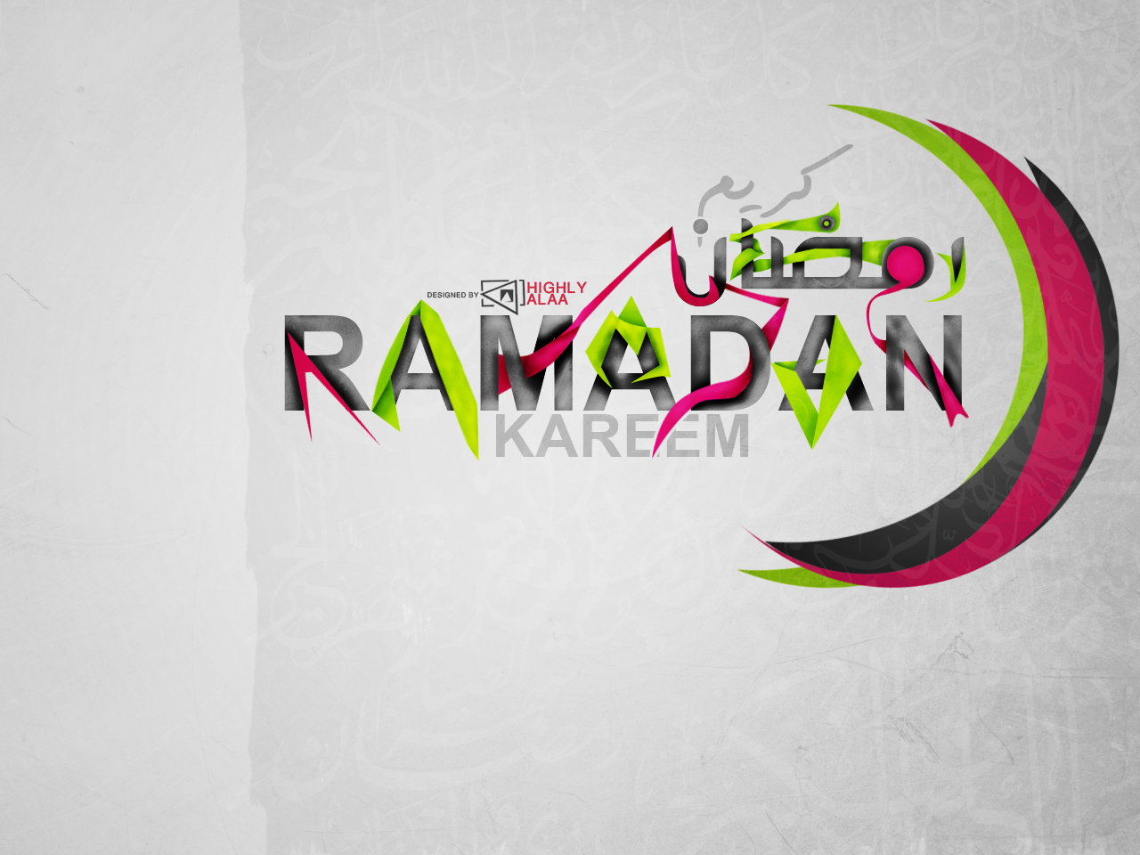 Ramadan Background.