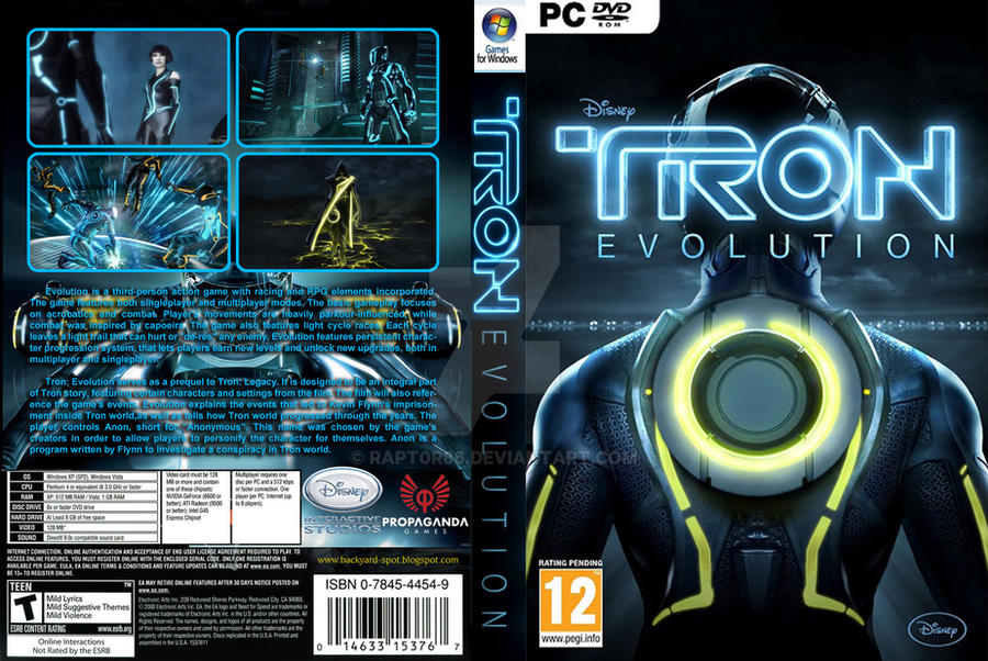 Tron Evolution скачать торрент Pc - фото 5