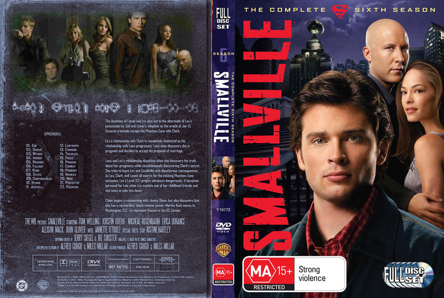 Smallville season 8 episode 22 download.