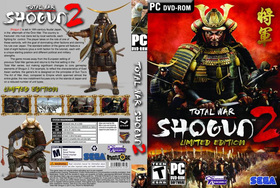 Download Game Total War Shogun 2