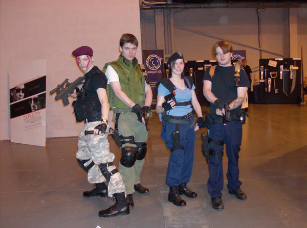 Resident Evil All Stars by Dieru