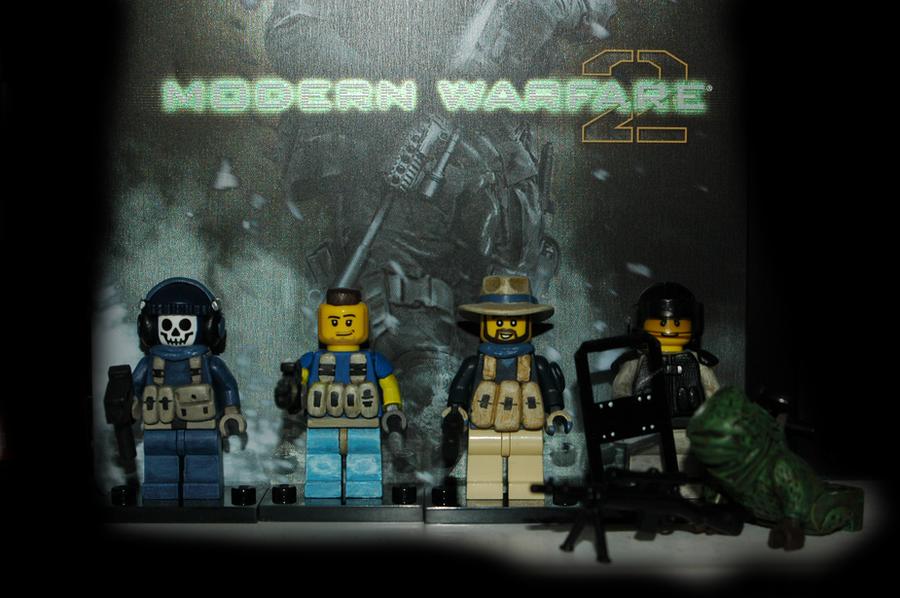 LEGO COD y all b...Y Lego