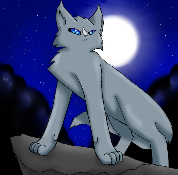 Sss Warrior Cats The Movie: Warrior Cats Blue Star Quotes. QuotesGram