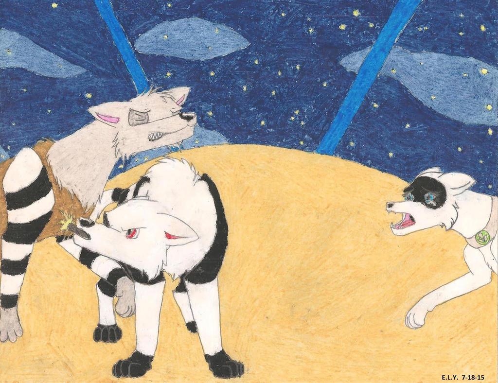 WALL-E Wolf Zapper by SummerShe-Wolf on DeviantArt