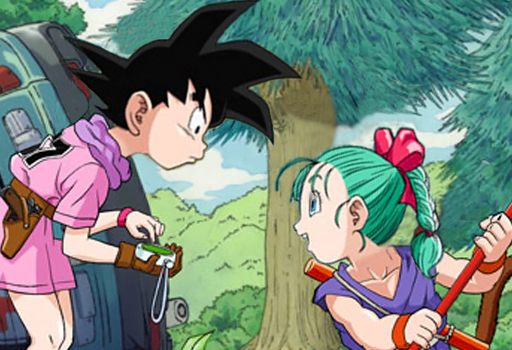 Goku and Bulma Head Swap #7 \ SwappyShira by SwappyShira