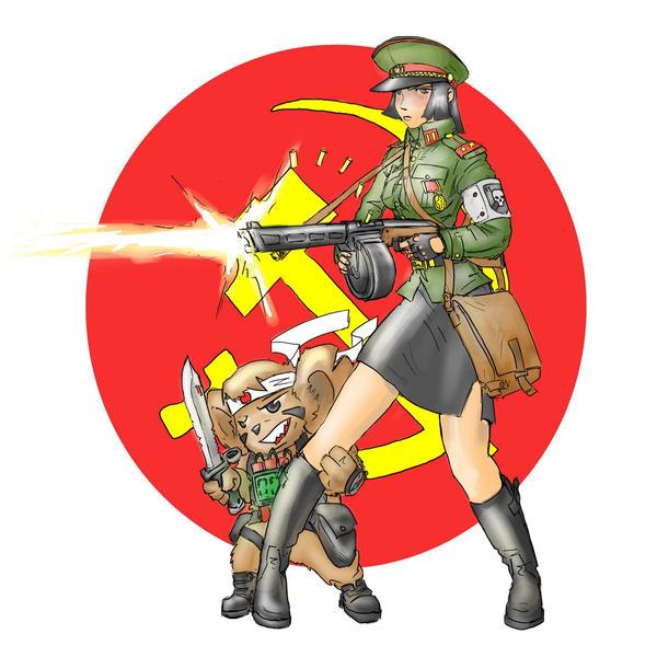 Comrade Che by TugoDoomER