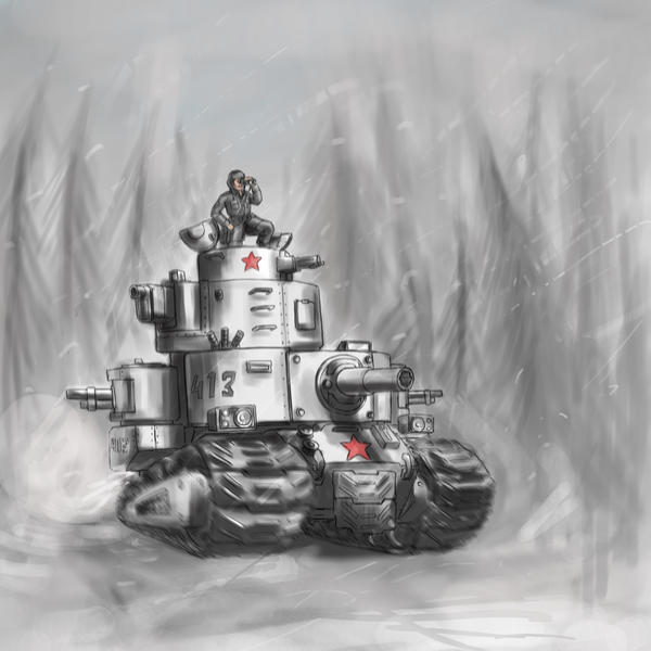 The heavy tank assault T31 by TugoDoomER