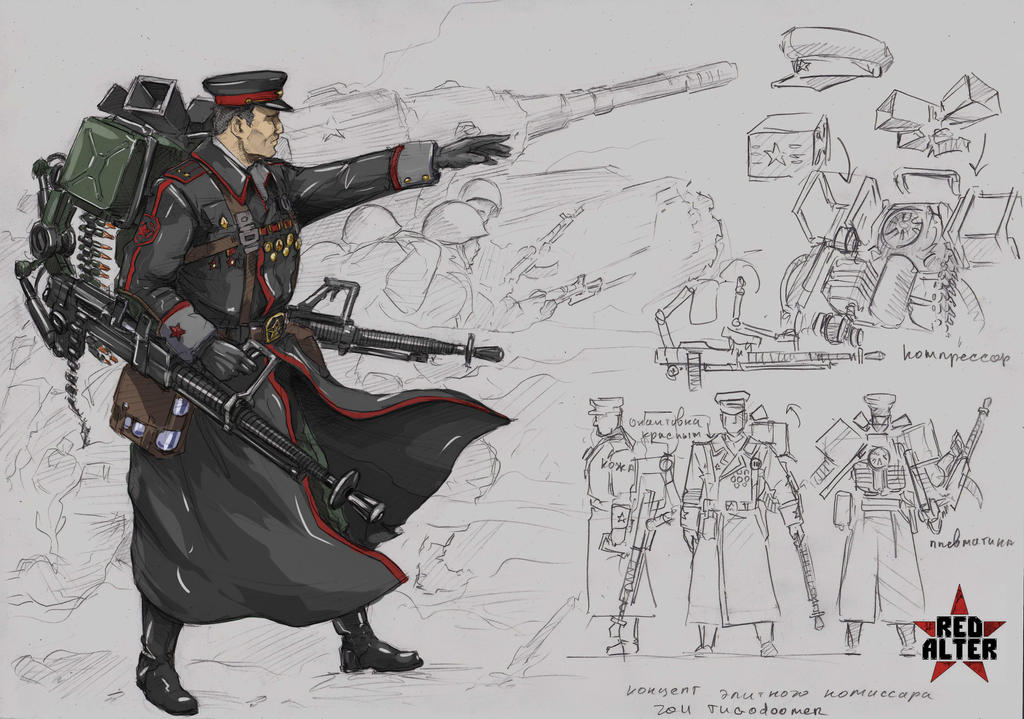 Zhukov Spetsnaz by TugoDoomER