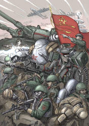 For the Soviet Union v2 by TugoDoomER
