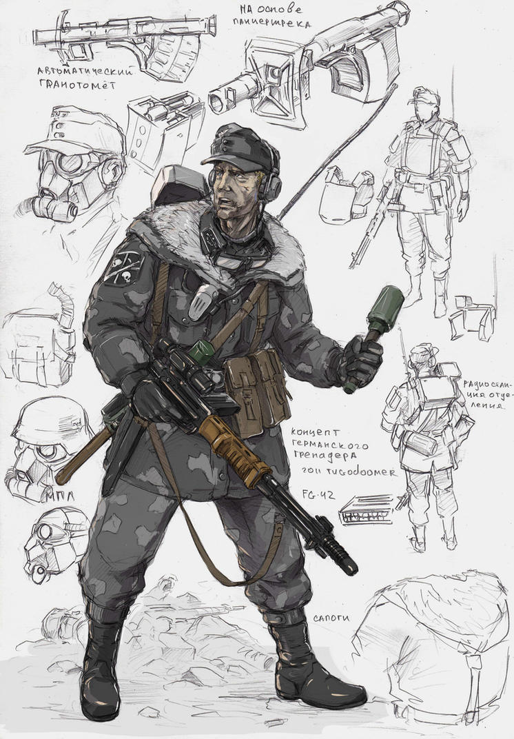 grenader by TugoDoomER